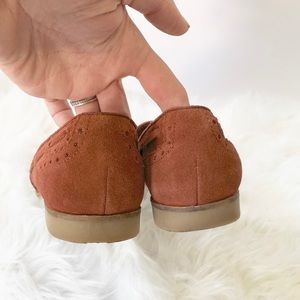 Dolce Vita Shoes - Dolce Vita Burnt Orange Tassel Loafers EUC